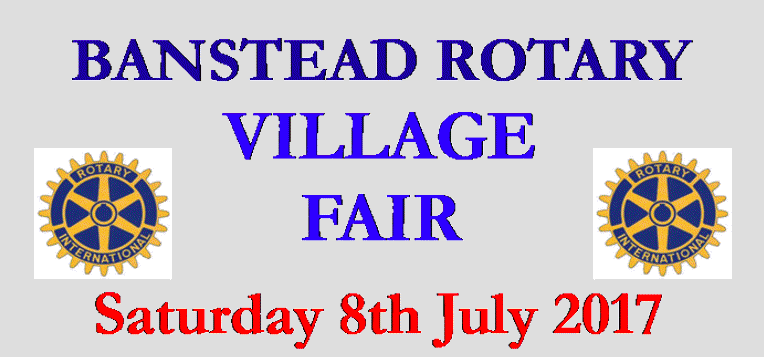 Banstead Rotary Village Fair