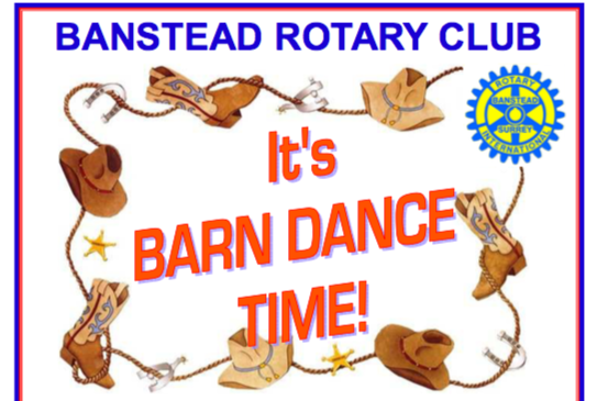 It's Barn Dance Time